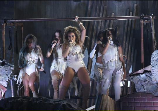 Fifth Harmony x AMA 2016