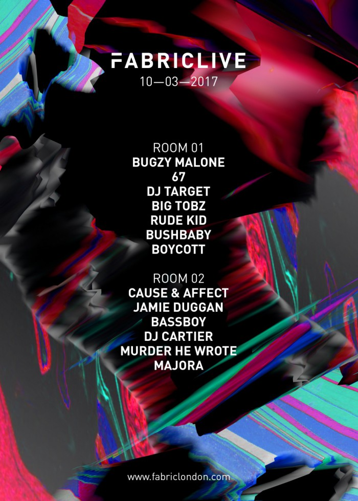 FABRICLIVE