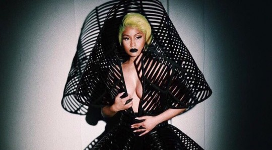 Nicki Krippy Kush Remix